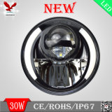 Nueva linterna del coche del LED para el jeep, motocicleta de Harley (HCW-L301097)