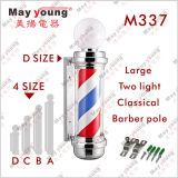 Sinal clássico Pólo do barbeiro do Sell M337 quente