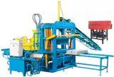 Halb-Selbsthydraulischer Lehm-Block, der Maschine (QTY4-25, herstellt)