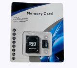 実質のCapacity 2GB 4b 8GB Microsd Card