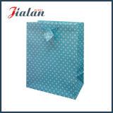 Bolsa de papel impresa hecha insignia barata de encargo de la ropa de Pantone de las ventas al por mayor