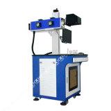 Hohe Genauigkeit CO2 Laser-Markierungs-Maschine auf Holz