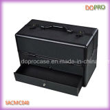 Black Diamond ABS Professional Beauty Box Makeup Vanity Caso