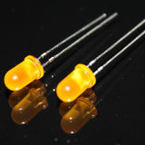 熱いSale 3mm 5mm Round YellowかWarm White Color LED Diode