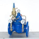 多機能調節可能な圧力/保持弁の削減