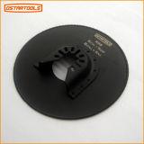 HSS circular vio la lámina para cortar tornillos clavo delgado de metal de madera