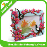 Promotion Items (SLF-PF032)のためのゴム製Decorative Photo Frame
