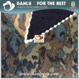 Polyester Tarnung gedrucktes Oxfrod Gewebe und gestrickter Gewebe-geklebter Schwamm