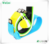 De Stok van de Armband USB van de hoge snelheid met Aangepast Embleem (wy-S16)