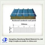 Цена панели сандвича Rockwool термоизоляции высокого качества