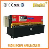 Máquina que pela hidráulica QC12k-16X2500 del CNC