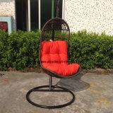 경쟁가격 길쌈하는 합성 PE 등나무에 의하여 옥외 정원 아기 해먹 그네 의자 (YTA831)