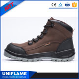 Calzature Ufb029 di sicurezza del merletto PU/PU Outsole del Headman