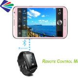Montre intelligente en gros bon marché de sport de Bluetooth U8 de téléphones portables