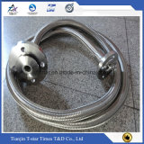 Industrial Equipment Part Ss Flexible Metal Hose Assembly