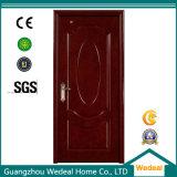 Cor branca porta de madeira pintada para o projeto do hotel (WDHO56)