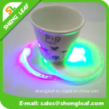 Householder Hot Sale LED Custom Acrylic Coaster para promoção (SLF-LC001)