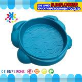 정원 재미 실행 플라스틱 개구리 모래 물 격판덮개 아이들 장난감 유치원 (XYH-12083-3)
