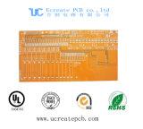 Стандартная плата с печатным монтажом PCB с SGS Ts ISO RoHS UL