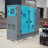 Preço Diesel do gerador de Weifang Ricardo GF-80 em geradores Soundproof de India 80kw 100kVA