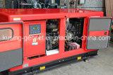 pouvoir Gererator insonorisé silencieux diesel de 25kVA-37.5kVA Isuzu réglé (IK30200)