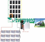 Kits del panel solar para el hogar en África