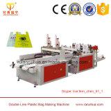 Bolso del polipropileno del corte del calor (PP) que hace la máquina