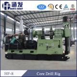 Maquinaria do equipamento Drilling de núcleo, equipamento Drilling portátil de núcleo
