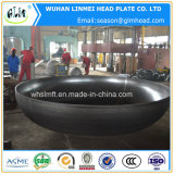 Steel inoxidable Dished Heads pour Pressure Vessel