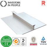 Strato di alluminio/di alluminio spazzolato per la parete della decorazione