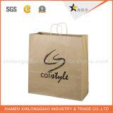 Mejor impresión y embalaje precio de fábrica bolsa de papel con su logotipo