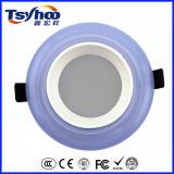 Techo cambiado color LED Downlight de 5W 7W 9W 12W SMD5730