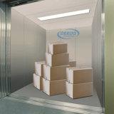 Petit levage de marchandises de cargaison d'entrepôt commercial d'intérieur