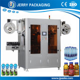 China Factory Supply Automático Pet Plastic Bottle Shrink Sleeve Labeller