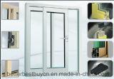 El mejor precio de la alta calidad que resbala la ventana de aluminio de la apertura para la venta