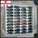 Linha dobro medidor de fase monofásica da energia elétrica do LCD