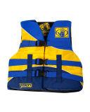 Неопрен / нейлон Плавание спасательный жилет, жилет, спасательный жилет для водных видов спорта, жилет безопасности, купальники, водные виды спорта (WM-0205)