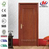 Естественная дверь Veneer отлитая в форму HDF/MDF Mahogany
