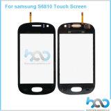 Samsung S6810 S8612修理のための安い携帯電話のタッチ画面のパネル