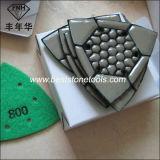 Dd 4 돌 다이아몬드 건조한 패드