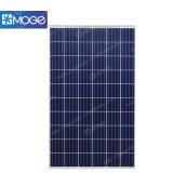 Mini système à la maison de panneau solaire de Moge 5kw avec le chargeur mobile