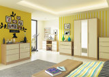 أنيق تصميم لمعان عال يليّن غرفة نوم أثاث لازم ([هف-من012])
