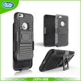 New Arrival caso de telefone celular Heavy Duty Robô Armadura Combo para iPhone 6