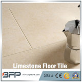 De opgepoetste Tegel van de Vloer van het Kalksteen van de Steen voor de Bevloering van de Badkamers & van de Keuken/Muur