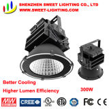 50W diodo emissor de luz High Bay Light com Good Cooling Performance