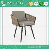 의자 정원 의자 테이프 길쌈 의자 현대 의자 새로운 디자인 (마술 작풍)를 식사하는 커피 의자