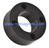 Plastikeinspritzung-geklebter Ferrit-Magnet des Ferrits und des PPSs