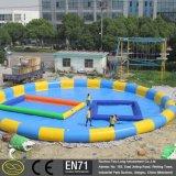 De hete Pool van het Park van het Water van de Kleur van de Verkoop Volledige Opblaasbare Binnen