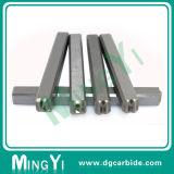 Herramienta de perforación cuadrada de metal de alta precisión con letra marcada