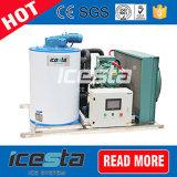 3 Tonnen trocknen Flocken-Eis-Maschine für das Abkühlen im Supermarkt